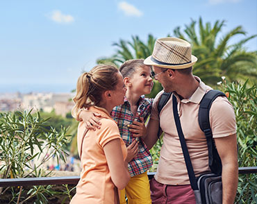 family travel offers