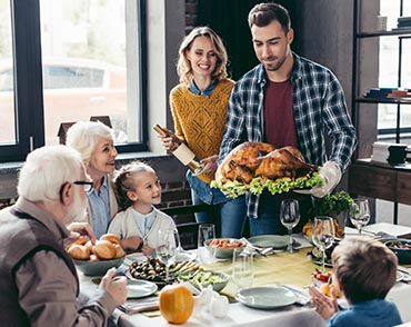 thanksgiving day travel offers
