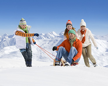 winter travel offers