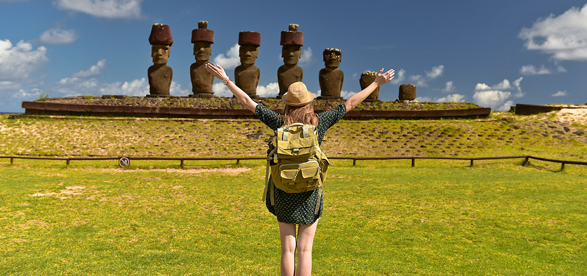 Easter Island South Pacific