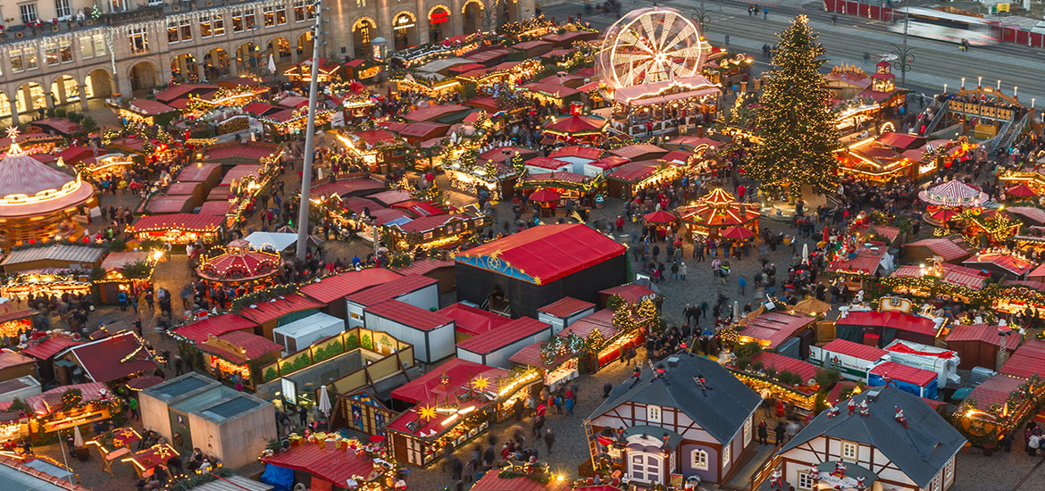 December – Germany's Christmas Market