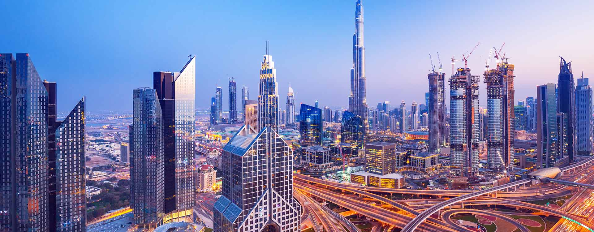 6 Astounding Places to Visit in Dubai in 2020