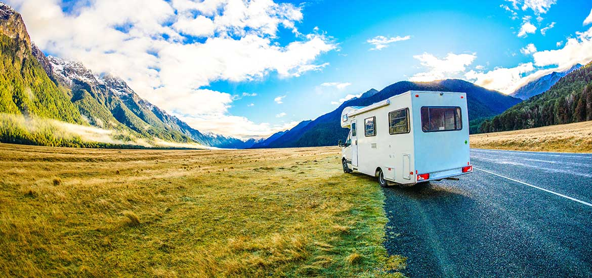 Travel in Campervan